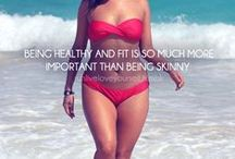 Healthy Me / Healthy inside and out, realistically!