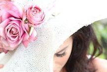 PINK MADNESS / Headdress to bracelets made by Goodbye Horses