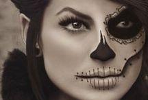 Halloween / Queremos compartir looks terroríficos, maquillajes imposibles, toda vuestra creatividad en un tablero común para este Halloween 2013.