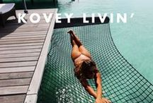 Kovey Livin' / beach house, decor