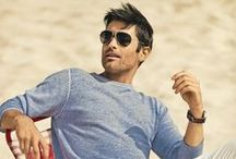 Men's Fashion / There are some one-of-a-kind boutiques with stylish fashion just for men located in Carmel Plaza.