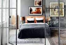 How to hide a bed in a small apartment
