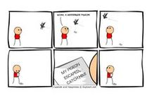 # cyanide and happiness / Comic