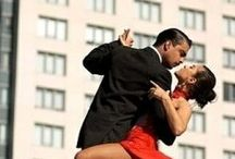 The Tango! / Learning to tango is not easy and requires the right teacher. But the basics can be learned on your own and you can start learning by yourself. If you're ready to begin, you can soon be dancing this sensual, romantic, elegant dance. Steps Mastering the Basics Listen to the music.