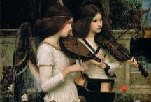 John William Waterhouse / ☾ ☆ honouring one of my favourite artists ☾ ☆