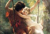 ༺ Romantic Art ༻ / ☾☆ favourite inspiring romantic art ☾☆