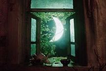 ★ Witchy Home ★ /  ༺♥ sacred sanctuaries, hideouts, altars ♥༻