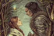 Beauty and the Beast /  ༺♥༻Beauty and the Beast moods, enchanted castles and their mysterious inhabitants ༺♥༻