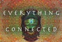 Sacred Geometry ❅ / ༺༻everything is connected ༺༻