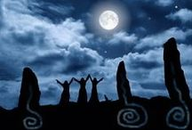 ☽O☾ Moon Magic ☽O☾ / ༺♥༻beautiful mystical magical moon ༺♥༻