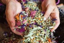 Herbal Remedies & Cosmetics / ༺♥༻ a collection of natural home remedies, home-made natural cosmetics, herbs and spices benefits ༺♥༻