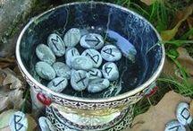 ❈❂❈ Rune Magic ❂❈❂ / ༺❂༻The Keys to the Sacred Alphabet ༺❂༻