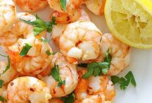 Seafood and Sides / Group Board for seafood lovers like me!  Pin recipes for seafood and side dishes that accompany them.  Please follow, leave a comment, all welcome to this board!  Enjoy!