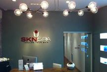 SKN Spa Photography / Take a look at the interior of our spa!