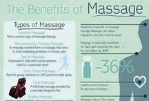 Massage Tips / Tricks to sort out certain areas of muscle tension and soreness on your own.