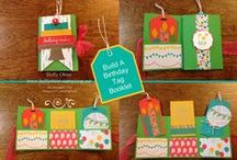 My Stampin' Up! Paper Crafting Creations / Be inspired with non-card projects using Stampin' Up! supplies