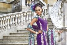 Indian Wedding Dresses / Indian wedding dresses are colourful and beautifully detailed. Bring a little India to England and contact a bespoke designer to create you that perfect, custom-made Indian wedding dress that meets all of your wishes!