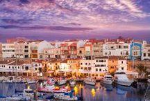 Honeymoons to Menorca