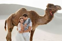 Honeymoons to the Middle East