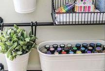 Organisation and Craft Rooms / Organising ideas