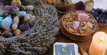 Healing Crystals & Gems / ❋ ❋ ❋ magical power of gem stones and crystals ❋ ❋ ❋
