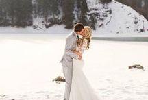 Snowy Honeymoon Destinations / The best winter honeymoon destinations for those couples who love snow!