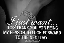 Thank You / Two words and alot of meaning.