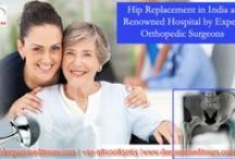 Orthopedic Surgery / Get the #orthopedics #treatment by the renowned surgeon at best hospital @ best price.