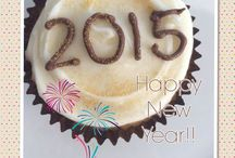New Years Eve / Ideas for New Years Eve decorating and baking