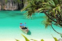 Thailand / Photos and tips on travelling in Thailand. One of my favourite holiday destinations.