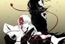 Bleach || Ichigo x Zangetsu