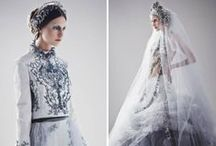 Futuristic Wedding / Futuristic wedding dress ideas for the eccentric and offbeat bride!