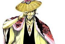 Bleach - Kyoraku Shunsui
