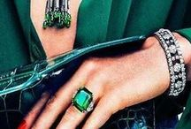 • EMERALD • / #Green with a dash of envy