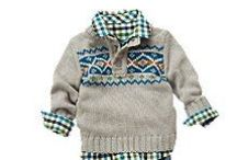 Infant Clothing / Some cute and innovative clothing ideas for the little ones.
