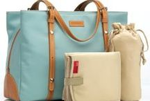Diaper Bags / Practical and attractive: diaper bags has parents prepared for anything away from home.