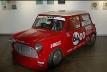 The World's Fastest Mini! / This car was 48 years old when it broke the class record at Speed Week in 2012 with a speed of 146.6mph or 236km/h. It's top official speed was 156mph or 251km/h. For more info, check out https://www.facebook.com/ProjectSixtyFour and help get them back to the salt flats at http://givealittle.co.nz/cause/project64