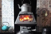 Housey Styley Decor / Decoration ideas, fabulous photos, gorgeous paints & papers.  Anything that I really like, or that inspires me to keep on keeping on decorating at home.  The fireplace photograph is my house!!!!!