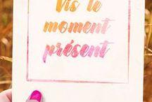 Idées de cadeaux positifs / Des idées de #cadeaux positifs à offrir ou à s'offrir #optimisme #bonheur #livres #affiche #deco #dvd #developpementpersonnel #bonheur