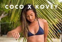 CoCo x Kovey / Shot: Samuel Black View editorial here: http://samuelblack.co/coco-x-kovey/