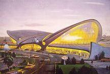 architectes : Eero Saarinen