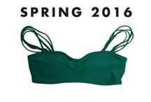 Kovey Spring 2016 / Swimwear Spring 2016 Collection