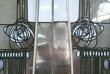 architectes : Charles Rennie Mackintosh