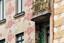 architectes : Otto Wagner