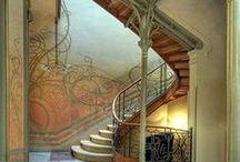 architectes : Victor Horta