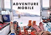 Adventure Mobile / Rolling homes, mobile shop, mobile home