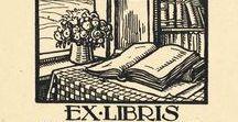 Ex libris stamps