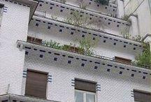 architectes : Henri Sauvage