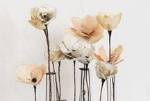 Paper Flowers / by Burlap & Blossom | Wedding Photography + Stop-Motion Wedding Films