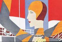 Art Deco Era / by Amy Albright Hayworth